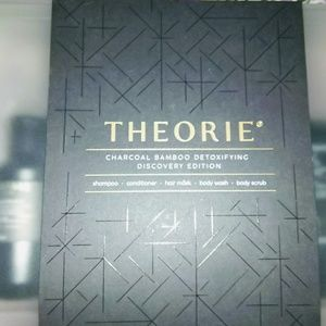 Other - Theorie Charcoal Bamboo Detoxifying Discover Editi